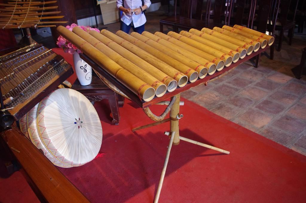 bamboo 'clapophone'