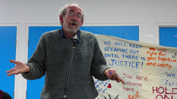 Ian Rintoul - Refugee Action Coalition (NSW)